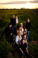 Atterberry Family 2012