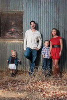 The Morrow Family 2013